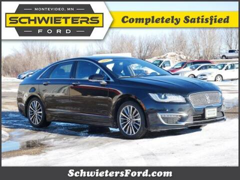2017 Lincoln MKZ for sale at Schwieters Ford of Montevideo in Montevideo MN