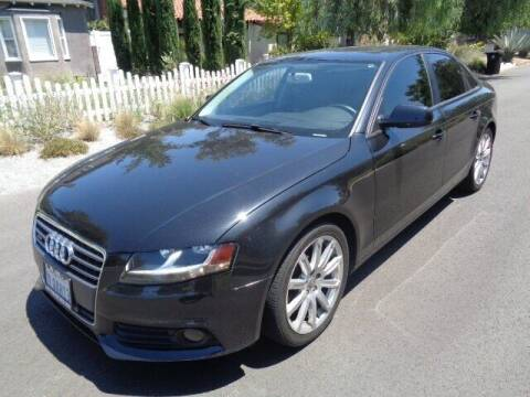 2011 Audi A4 for sale at Boktor Motors in North Hollywood CA