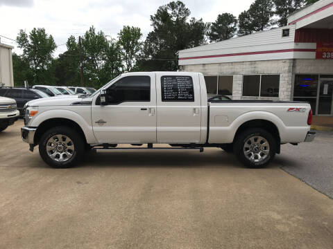 2014 Ford F-250 Super Duty for sale at Northwood Auto Sales in Northport AL