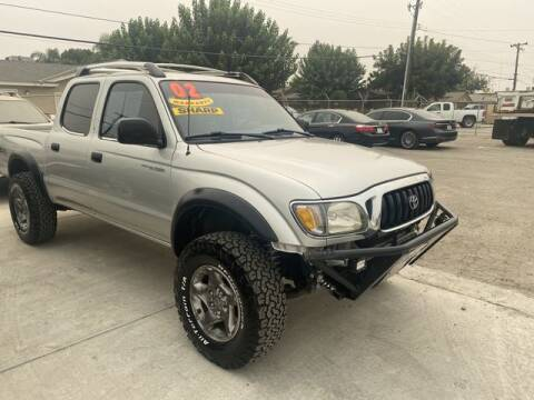 2002 Toyota Tacoma for sale at New Start Motors in Bakersfield CA