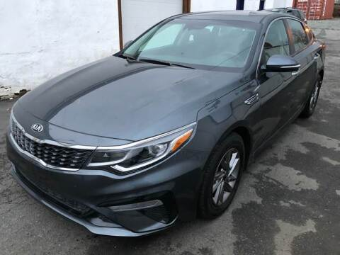 2020 Kia Optima for sale at Jay's Automotive in Westfield NJ