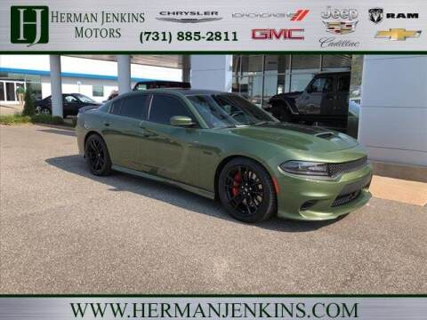 2018 Dodge Charger for sale at Herman Jenkins Used Cars in Union City TN
