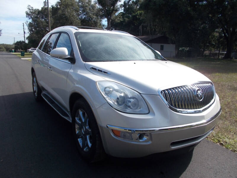 2008 Buick Enclave for sale at LANCASTER'S AUTO SALES INC in Fruitland Park FL