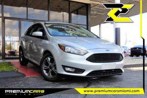 2017 Ford Focus for sale at Premium Cars of Miami in Miami FL