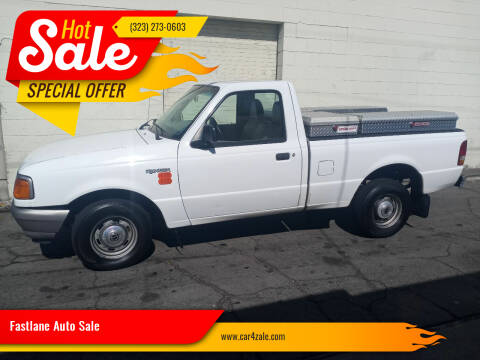 1997 Ford Ranger for sale at Fastlane Auto Sale in Los Angeles CA
