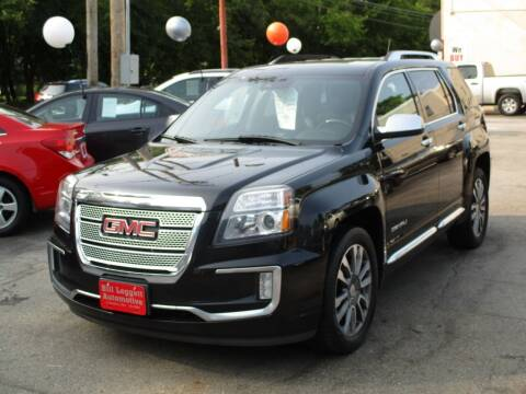 2016 GMC Terrain for sale at Bill Leggett Automotive, Inc. in Columbus OH