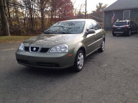 2004 Suzuki Forenza for sale at Auto King Picture Cars in Westchester County NY