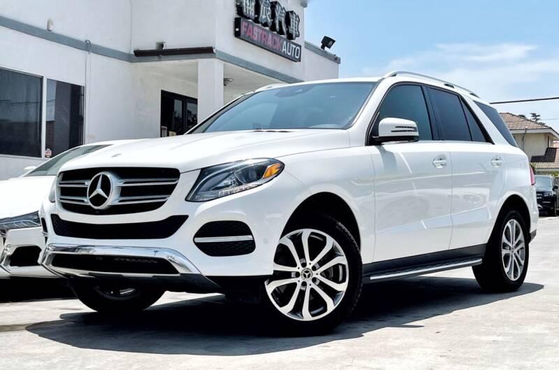 2018 Mercedes-Benz GLE for sale in Rosemead, CA