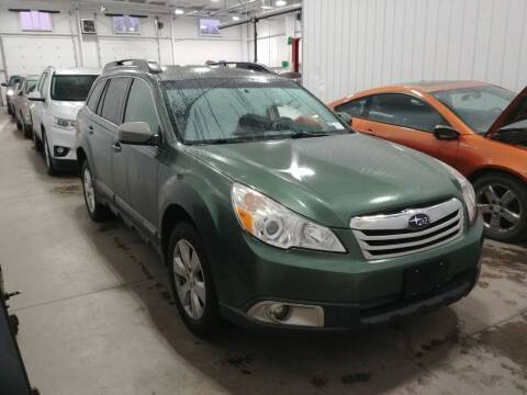 2010 Subaru Outback for sale at Drive Motor Sales in Ionia MI