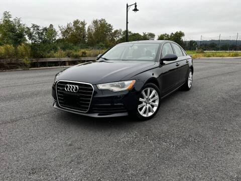 2014 Audi A6 for sale at CLIFTON COLFAX AUTO MALL in Clifton NJ