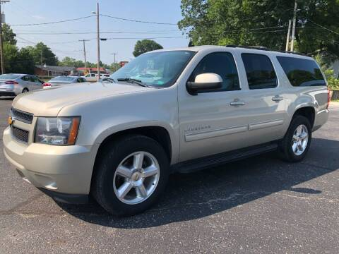 2014 Chevrolet Suburban for sale at Teds Auto Inc in Marshall MO