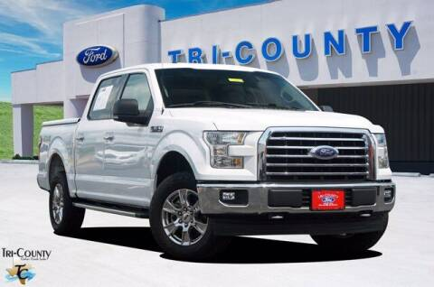 2017 Ford F-150 for sale at TRI-COUNTY FORD in Mabank TX