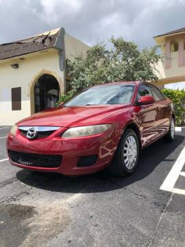 2006 Mazda MAZDA6 for sale at GERMANY TECH in Boca Raton FL