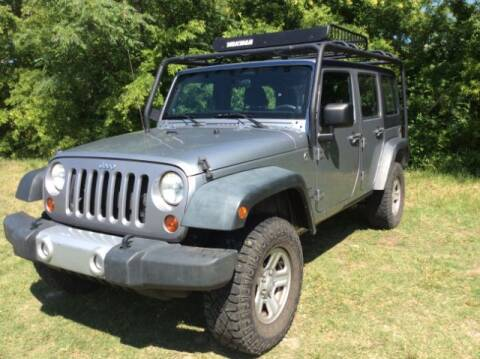 2013 Jeep Wrangler Unlimited for sale at Allen Motor Co in Dallas TX