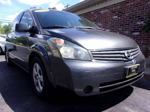 2007 Nissan Quest for sale at Certified Motorcars LLC in Franklin NH