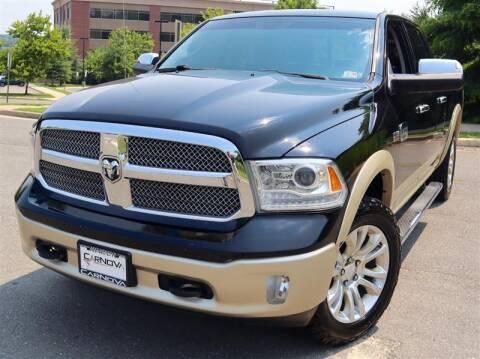 2013 RAM Ram Pickup 1500 for sale at CarNova in Stafford VA