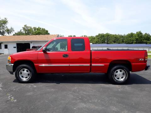 1999 GMC Sierra 1500 for sale at Doubet Auto Sales in Eureka IL