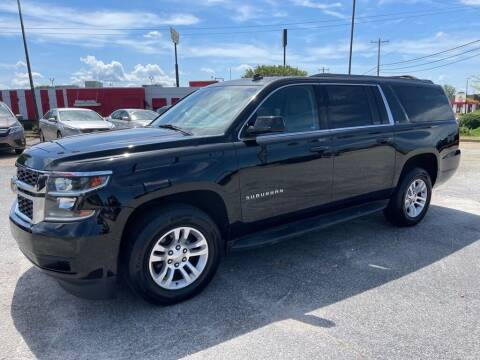 2015 Chevrolet Suburban for sale at Modern Automotive in Boiling Springs SC