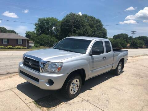 2007 Toyota Tacoma for sale at E Motors LLC in Anderson SC