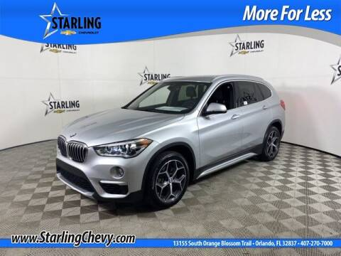 2019 BMW X1 for sale at Pedro @ Starling Chevrolet in Orlando FL