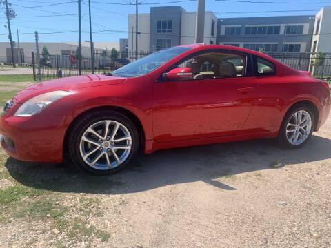 2009 Nissan Altima for sale at FAIR DEAL AUTO SALES INC in Houston TX