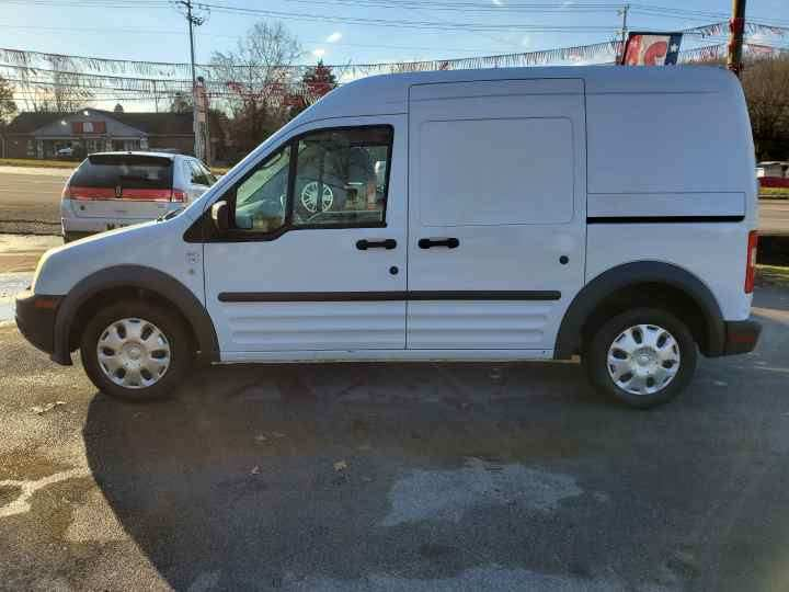 2010 Ford Transit Connect for sale at Knoxville Wholesale in Knoxville TN