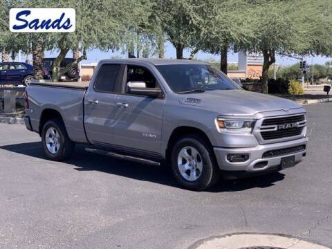 2019 RAM Ram Pickup 1500 for sale at Sands Chevrolet in Surprise AZ