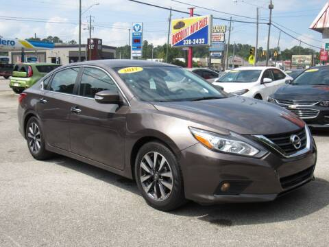 2017 Nissan Altima for sale at Discount Auto Sales in Pell City AL