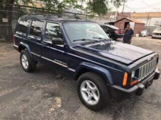 2000 Jeep Cherokee for sale at GREAT AUTO RACE in Chicago IL
