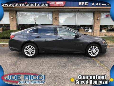 2018 Chevrolet Malibu for sale at Mr Intellectual Cars in Shelby Township MI