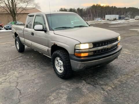 2000 Chevrolet Silverado 1500 for sale at Stein Motors Inc in Traverse City MI