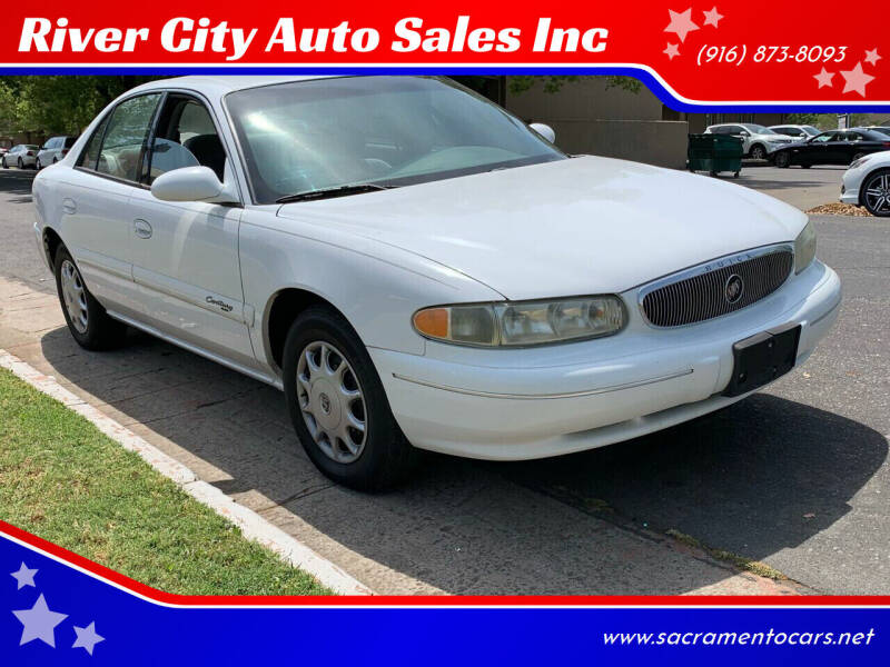2000 Buick Century for sale at River City Auto Sales Inc in West Sacramento CA