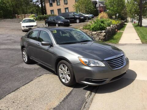 2013 Chrysler 200 for sale at Saylor Motor Company in Somerset PA