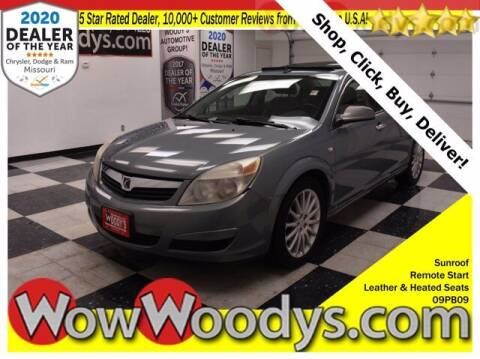 2009 Saturn Aura for sale at WOODY'S AUTOMOTIVE GROUP in Chillicothe MO