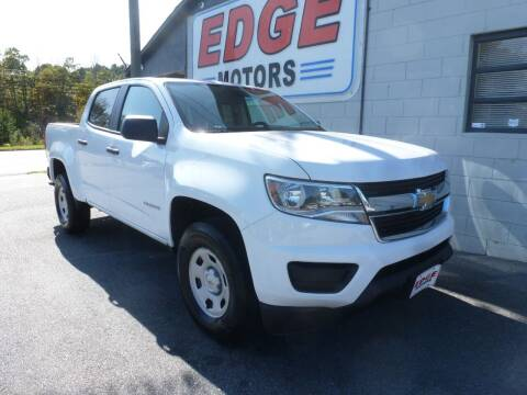 2019 Chevrolet Colorado for sale at Edge Motors in Mooresville NC