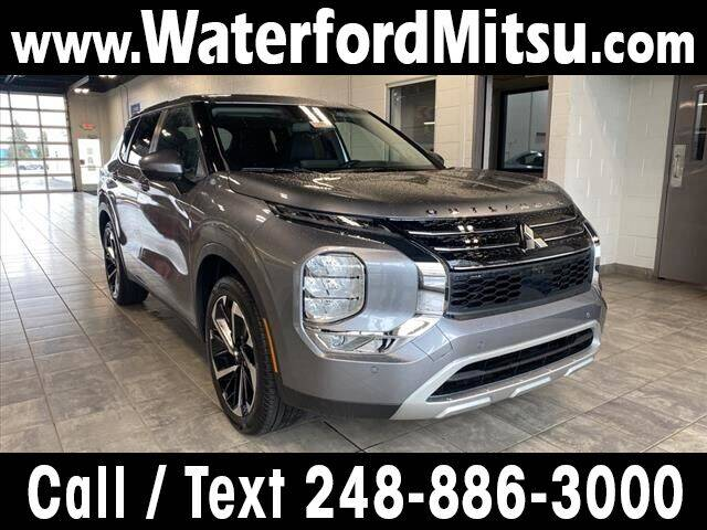 2022 Mitsubishi Outlander for sale in Waterford, MI
