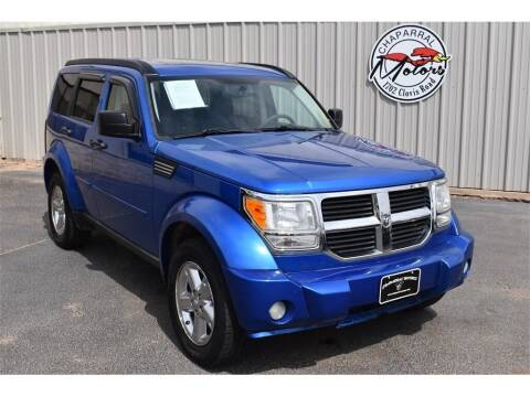 2008 Dodge Nitro for sale at Chaparral Motors in Lubbock TX