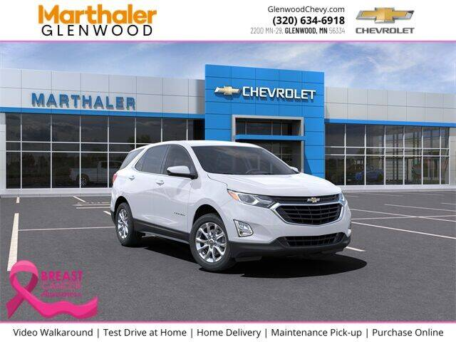 2021 Chevrolet Equinox for sale in Glenwood, MN