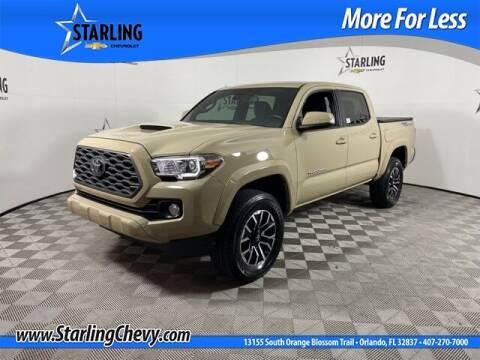 2020 Toyota Tacoma for sale at Pedro @ Starling Chevrolet in Orlando FL