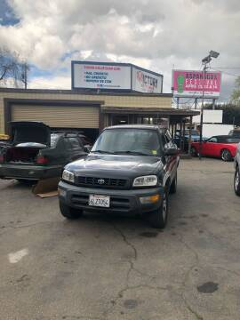 1999 Toyota RAV4 for sale at Victory Auto Sales in Stockton CA