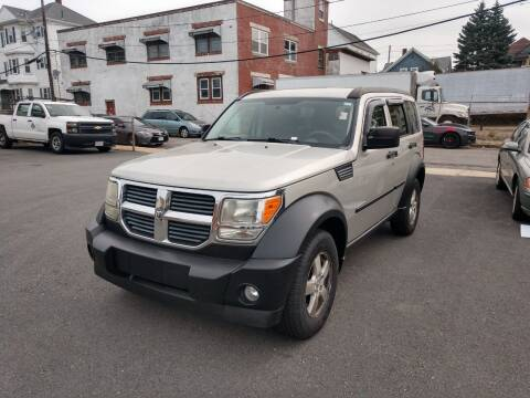 2008 Dodge Nitro for sale at A J Auto Sales in Fall River MA