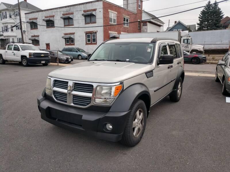 2008 Dodge Nitro for sale at A J Auto Sales in Fall River MA