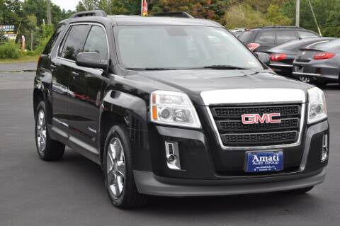 2014 GMC Terrain for sale at Amati Auto Group in Hooksett NH