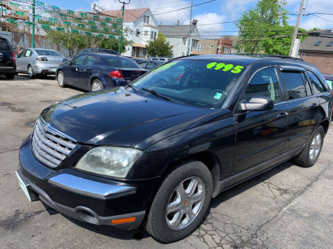 2004 Chrysler Pacifica for sale at Barnes Auto Group in Chicago IL