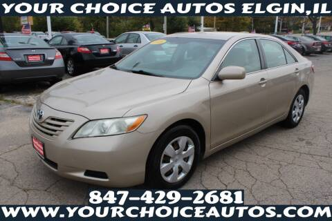 2008 Toyota Camry for sale at Your Choice Autos - Elgin in Elgin IL