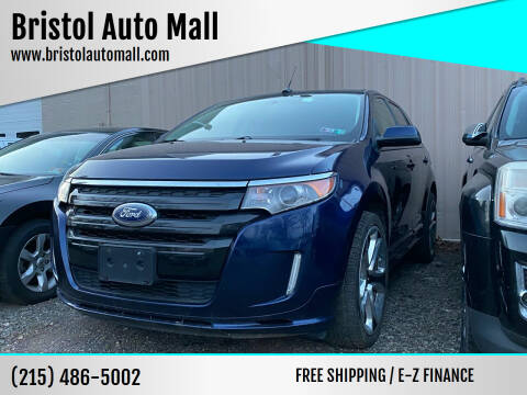 2011 Ford Edge for sale at Bristol Auto Mall in Levittown PA