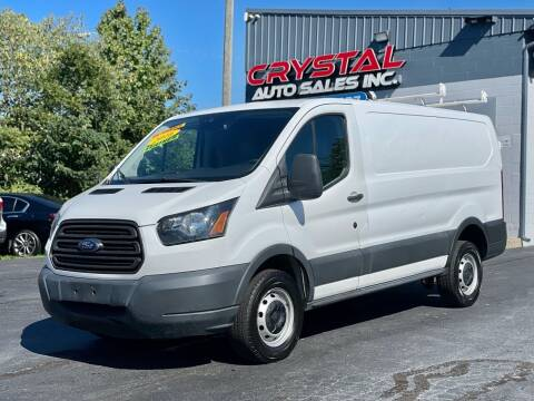 2016 Ford Transit Cargo for sale at Crystal Auto Sales Inc in Nashville TN