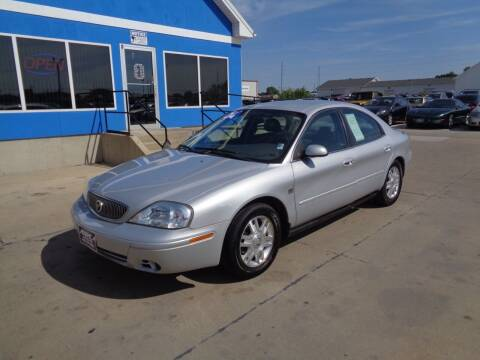 2004 Mercury Sable for sale at America Auto Inc in South Sioux City NE