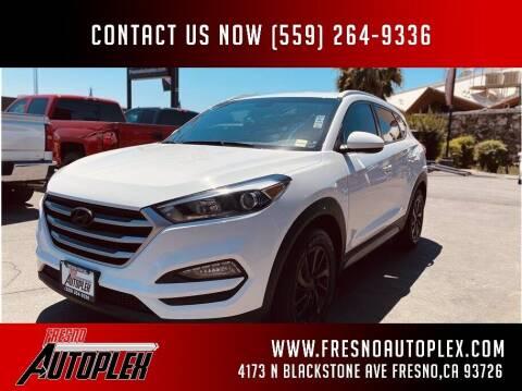 2018 Hyundai Tucson for sale at Fresno Autoplex in Fresno CA