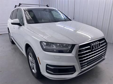 2019 Audi Q7 for sale at JOE BULLARD USED CARS in Mobile AL